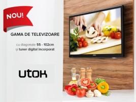 Utok digitalizeze Romania si lanseaza televizoare ss