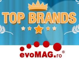evoMAG si reducerile la Branduri de TOP