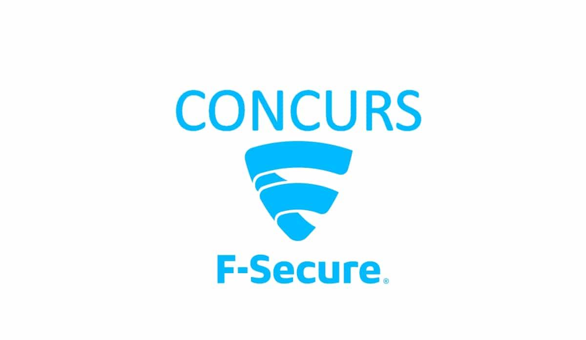 Concurs F-Secure Antivirus–10 licente gratuite