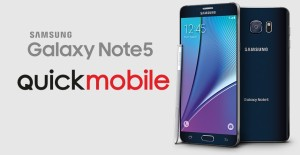 Galaxy Note 5 este in stoc la QuickMobile iar Edge plus la precomanda