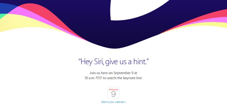 Noul iPhone 6S se lanseaza pe 9 Septembrie ss