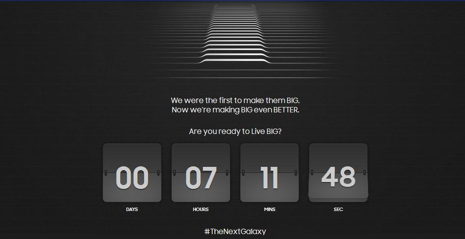 Samsung are lansare astazi 13 August, posibil Note 5 si Edge 6 Plus 2
