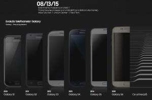 Samsung are lansare astazi 13 August, posibil Note 5 si Edge 6 Plus 3