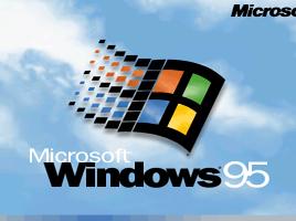 Windows 95 implineste 20 ani ss