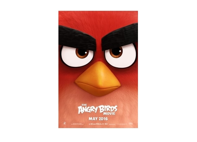 Angry Birds Movie Trailer - Pasarelele suparate devin vedete de cinema!