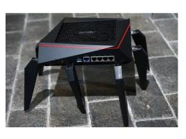 Asus RT-AC5300 cel mai rapid router Wi-Fi de pe Pamant!