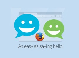Firefox Hello a fost implemantat in Firefox 41 - Mesagerie si Video Chat integrat ss