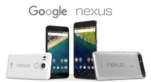 Google a lansat LG Nexus 5X si Huawei Nexus 6P