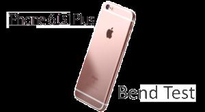 Primul bend test pentru iPhone 6S Plus