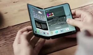 Primul telefon Samsung pliabil la inceputul lui 2016