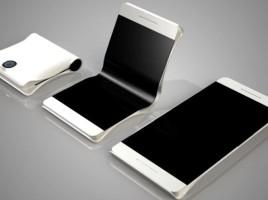 Primul telefon Samsung pliabil la inceputul lui 2016?