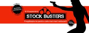 eMAG Stock Busters 8-10 Septembrie editia de toamna