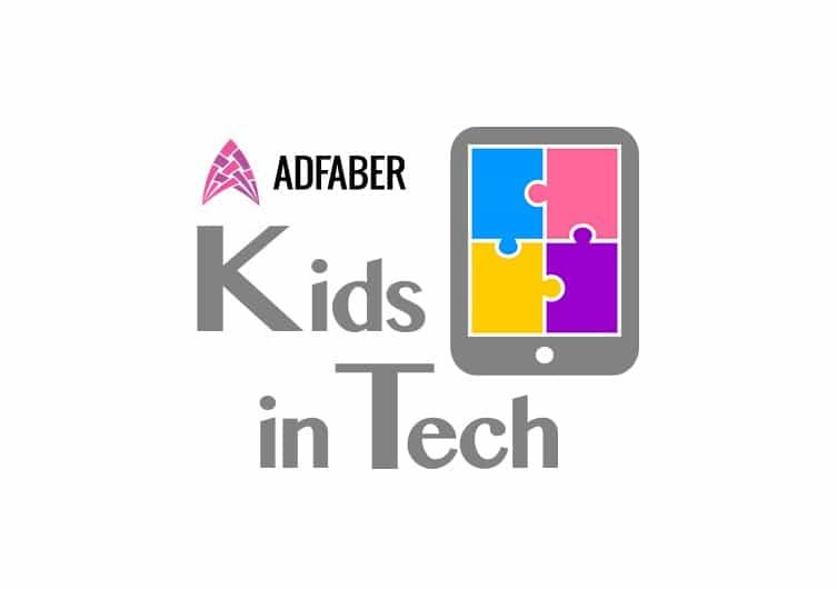 Adfaber lanseaza platforma Kids in Tech ss