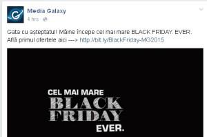 Altex black friday 2015 mg