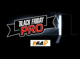 Black Friday PRO si la F64 in aceasi perioada 23-25 octombrie 2015