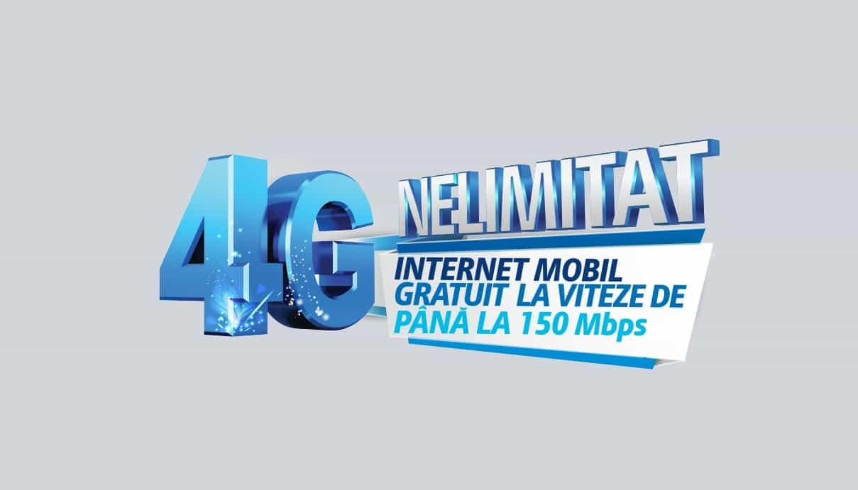 Digi Mobil a lansat astazi 4G si ofera 15 GB de trafic
