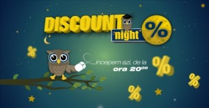 Diseara avem Flanco Discount Night-7 Octombrie!