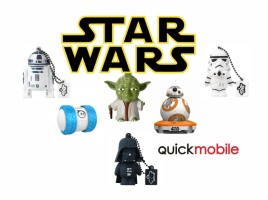 Droidul Sphero din StarWars: The Force Awakens in oferta Quickmobile!