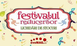 Festivalul reducerilor la evoMAG 19 Octombrie