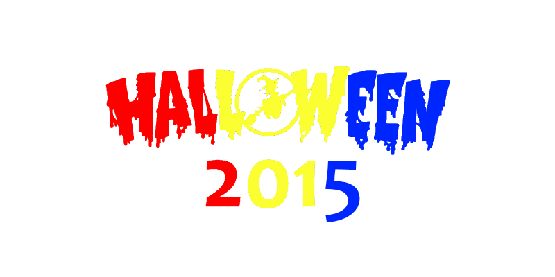 Halloween 2015 in Romania