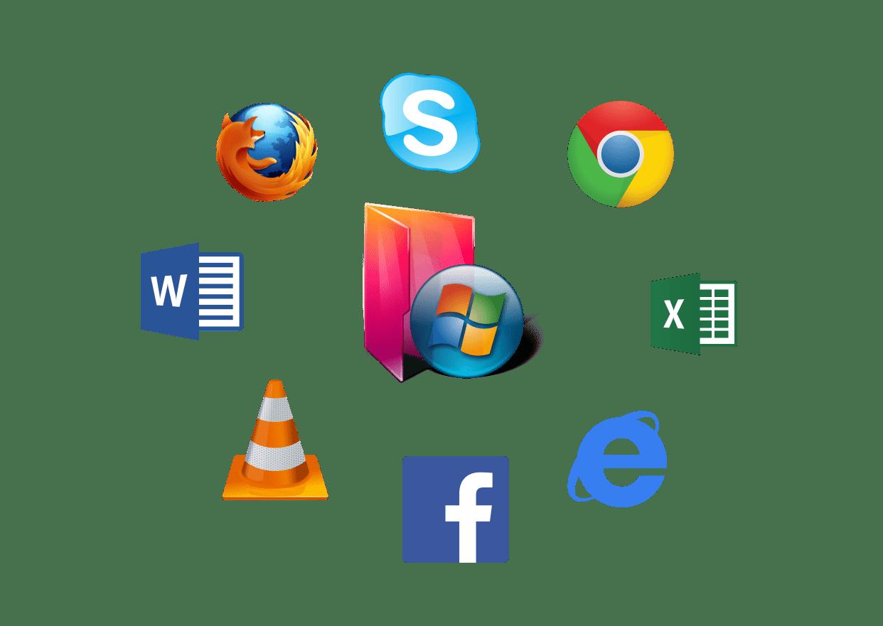 Rebuild Icon Cache sau cum sa repari imaginea unei iconite