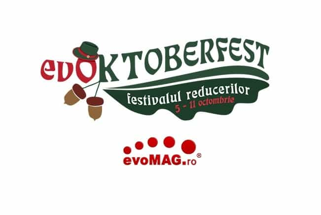evOKtoberfest-oferte la evoMAG intre 5 si 11 Octombrie