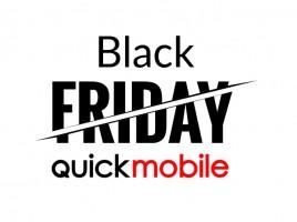 Black Friday 2015 la QuickMobile 20 Noiembrie cu reduceri de pana la 80 ss