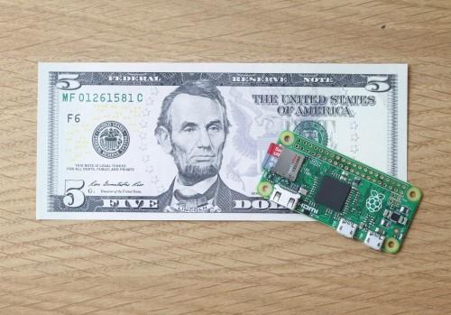 Raspberry Pi Zero-cel mai ieftin PC din lume de astazi, doar 5USD!