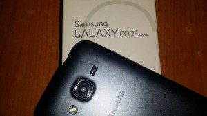 Samsung Galaxy Core Prime SM G361F Unboxing