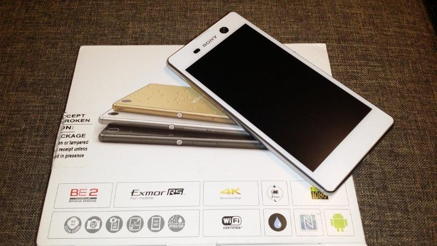 Sony XPERIA M5 Dual SIM in TESTE