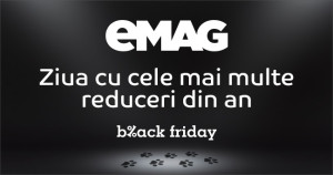 eMAG Black Friday 2015 - detalii despre oferte si reduceri