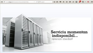 emag probleme cu site