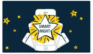 La noapte avem Smart Night la FLANCO