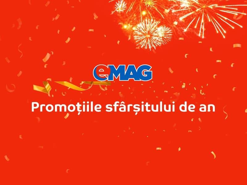 Promotiile sfarsitului de an la eMAG