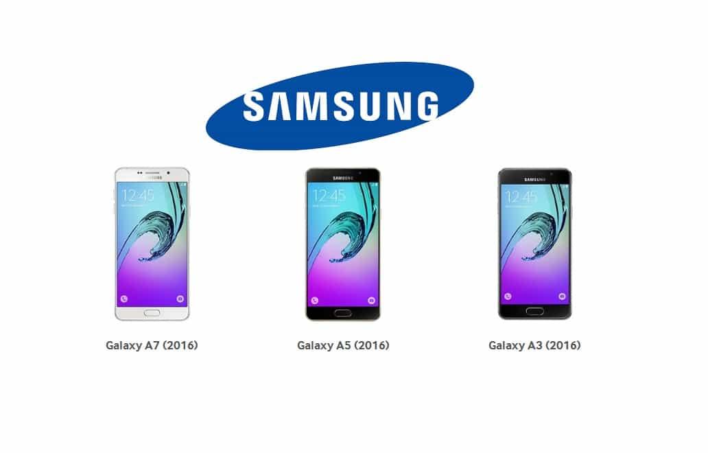 Samsung lanseaza noua serie Galaxy A