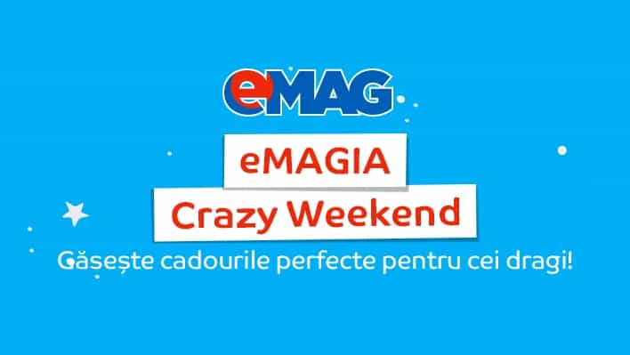 eMAGIA Crazy Weekend