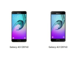 Samsung Galaxy A5 si A3 (2016) disponibile in magazinele din Romania