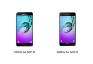 Samsung Galaxy A5 si A3 (2016) disponibile in magazinele din Romania