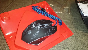 Unboxing si Scurt review mouse Marvo M316 Scorpion
