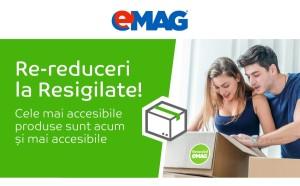 eMAG reduceri la resigilate maine 23 Februarie 2016