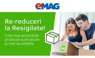 eMAG reduceri la resigilate 23-25 Ianuarie 2016