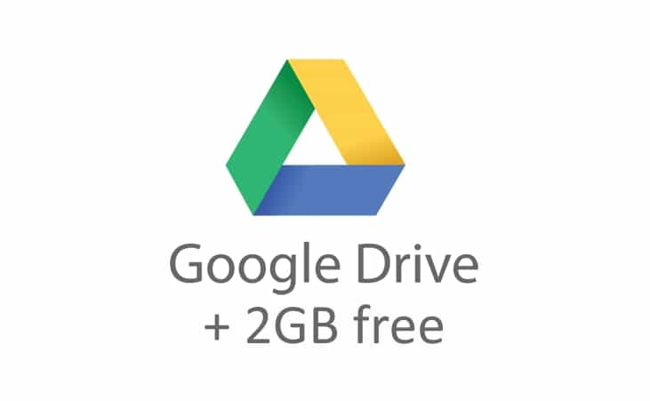 Google ofera astazi 2GB gratuit in GDrive2