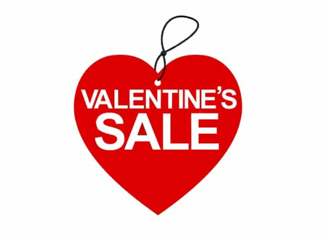 Oferte de Sf. Valentin 2016 pe la Flanco, Altex, Evomag, QuickMobile