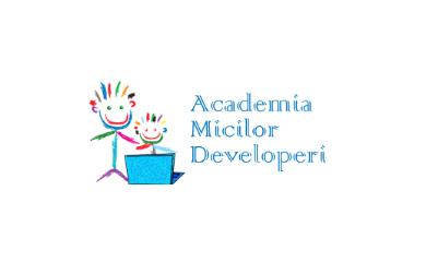 Academia Micilor Developeri 1000 de copii vor folosi tehnologia responsabil