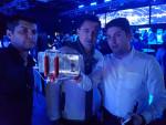 Hands On Samsung Galaxy S7 Edge la lansarea 14