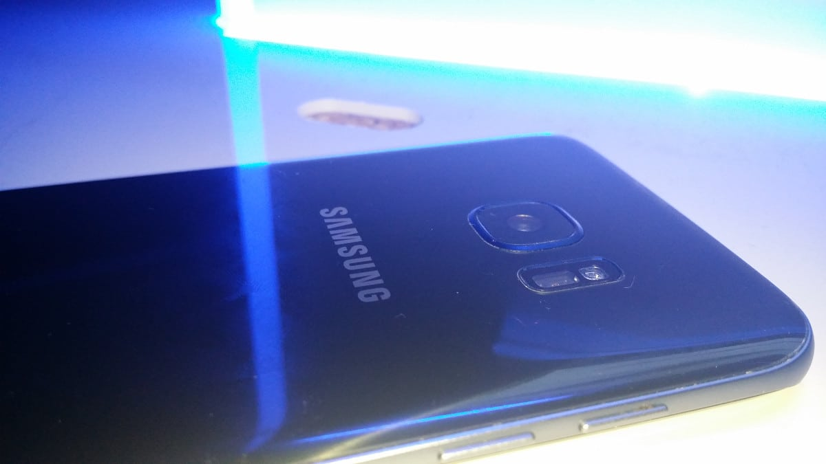 Hands On Samsung Galaxy S7 Edge la lansarea 9