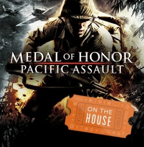 Medal of Honor Pacific Assault gratuit pe Origin