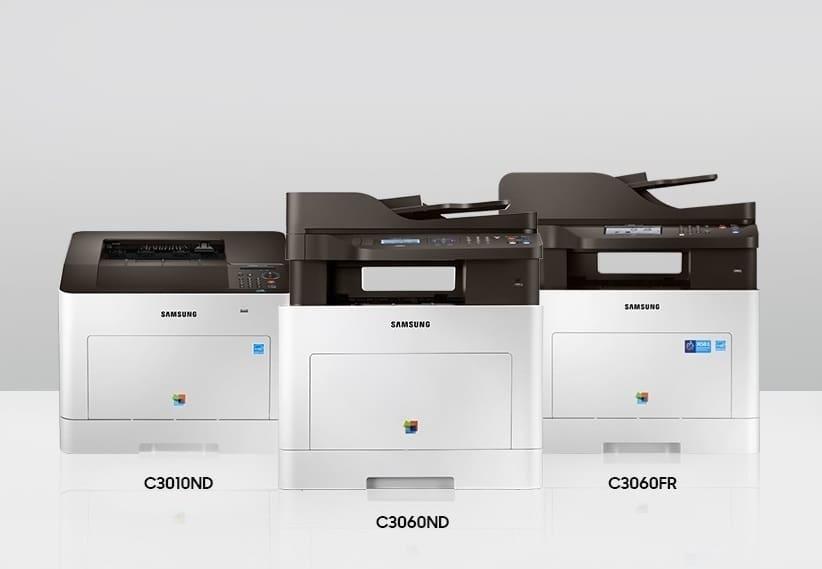Samsung a lansat gama de imprimante multifunctionale ProXpress C30