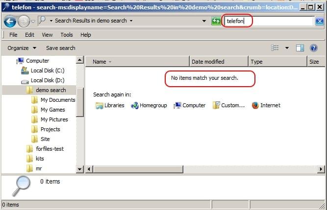 Ce faci cand Windows Search nu-ti gaseste fisierele de pe HDD 2