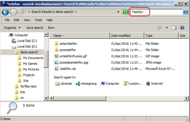Ce faci cand Windows Search nu-ti gaseste fisierele de pe HDD